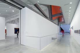 Berkeley Interior Design Cool Official Photos Released Of BAMPFA By Diller Scofidio Renfro