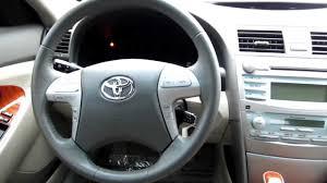 2009 camry interior. Plain 2009 2009 Toyota Camry XLE Black  Stock 32677B Interior On