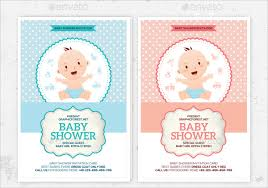 20 Sample Baby Shower Invitations Sample Templates Best Baby