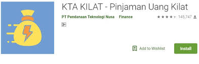 KTA Kilat, rekomendasi aplikasi pinjaman online cepat acc – INTANBLOG