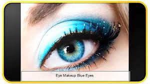 eye makeup blue eyes video dailymotion