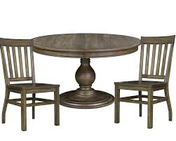 casual dining room ideas round table. Dining Set With Round Table Karlin By Magnussen Mg D2471 22set. 20 Home Furniture Casual Room Ideas :