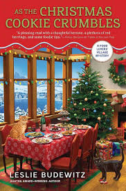 Amazon.com: As the Christmas Cookie Crumbles (A Food Lovers' Village ...