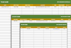 Free Weekly Schedule Templates For Excel Smartsheet Blank Calendar ...
