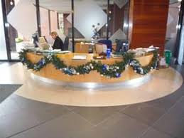 office reception decor. Green Team Interiors Countdown To Christmas For Offices And Reception Areas B. Office Decor