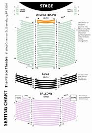 Venetian Theater Seating Chart Accurate Msg Interactive Seating The Beacon Theatre Seating