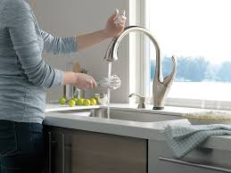 Delta Touch20 Kitchen Faucet Delta Faucet 9192t Sssd Dst Addison Single Handle Pull Down