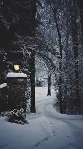 Lock Screen Aesthetic Winter Wallpaper ...