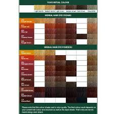 Logona Hair Dye Color Chart Logona Herbal Hair Colour Cream Nougat Brown Free Uk