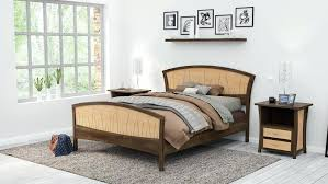 Wooden King Size Bed Frame Solid Wood King Size Bed Wooden King Size ...