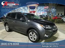 Used 2015 Toyota RAV4 XLE Raleigh NC 22157399