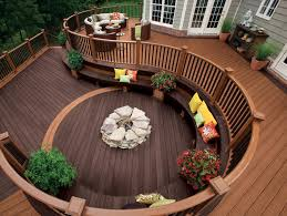 deck building materials and