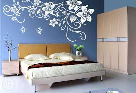 Wall Painting Ideas Image The Minimalist Nyc Artnak Magnificent Wall Painting Designs For Bedroom Minimalist