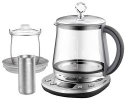 <b>Чайник Xiaomi Deerma</b> Stainless Steel Health Pot — купить по ...