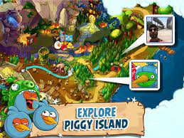 Angry Birds Epic RPG App for iPhone - Free Download Angry Birds Epic RPG  for iPad & iPhone at AppPure