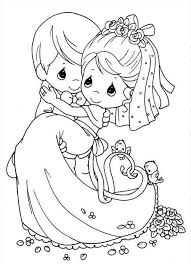 Small Picture 28 best Wedding Coloring Pages images on Pinterest Coloring