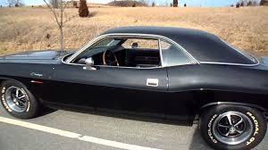 dodge challenger 1970 black. Brilliant Challenger To Dodge Challenger 1970 Black YouTube