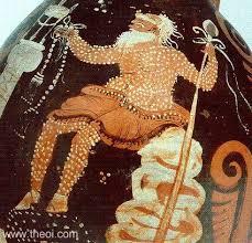 silenus seilenos greek god of drunkenness wine making silenus paestan red figure oinochoe c4th b c