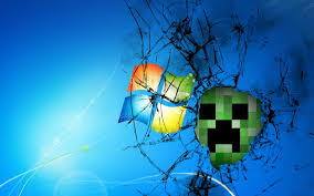 windows creeper wallpaper hd wallpapersafari minecraft creeper wallpaper