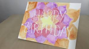 Birthday cards made by toddlers ~ Birthday cards made by toddlers ~ Diy: homemade happy birthday card easy crafts for kids youtube