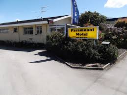 paramount motel motels self contained aa
