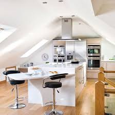 loft conversion furniture. loft conversion with kitchen and velux windows furniture