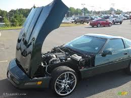 1994 Polo Green Metallic Chevrolet Corvette Coupe #53327954 Photo ...