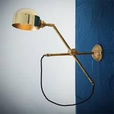 lamps wall mounted scissor lamp long wall sconces 2 light swing arm wall lamp wall