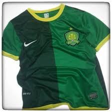 Nike Bejing Guoan Soccer Club Jersey Size 26