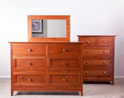 The Sleigh Bed Frame And Matching Nightstand Should Not Go Without A  Matching Dresser To Complete The Look Of Your New Bedroom. These Amish  Crafted Dressers ...