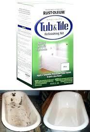 porcelain on steel bathtub bath tub refinishing kit incredible refinishing a porcelain tub best bathtub refinishing