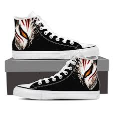 converse shoes drawing. bleach ichigo face mask art drawing streetwear style converse shoes