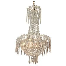 french empire crystal chandelier for