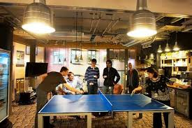 Where is google office Space Office Game Room Where The Ping Pong Table Is Diffusion Group New Google Offices In Stockholm Lri Swag Suggestions Google