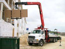 boom truck delivery