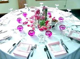 Round Table Settings For Weddings Tag Archived Of Romantic Table Setting Ideas For Two