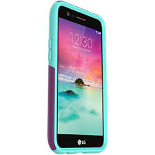 Photo 4 - Achiever Series Case for LG K20 V in WATER STONE Streamlined   OtterBox