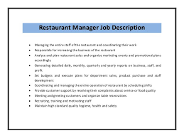 resume manager responsibilities   career application formresume manager responsibilities office manager job description resume resource resume samples restaurant industry critical thinking textbooks