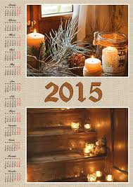 Calendar Design Ideas And Free Printable Calendars For 2015 | 10Steps.sg