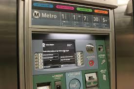 Metro Ticket Vending Machines Awesome LA Metro Rail Ticket Vending Machine Oran Viriyincy Flickr