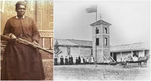 Mary Fields was the first African-American woman employed as a mail carrier  in the United States