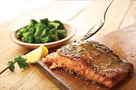 olive garden herb grilled salmon