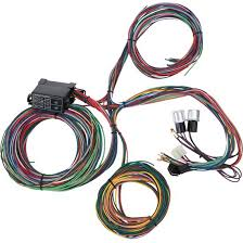 universal wire harness with fuse box wiring diagram g9 Universal Street Rod Wiring Harness at Universal Wiring Harness Kit Dune Buggies