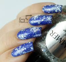 Snowflake Nail Art is here! - Lucy's Stash