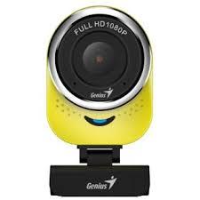 <b>Веб</b>-<b>камера Genius QCam 6000</b> желтый – купить в СПб, Москве и ...
