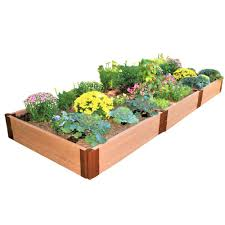 frame it all raised garden bed. Brilliant Garden Frame It All Two Inch Series 4 Ft X 12 11 In With Raised Garden Bed