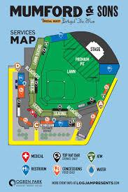 Event Info Mumford Sons At Ogren Park 2019 Logjam Presents