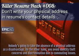 Killer Resume Hacks Epic Cv