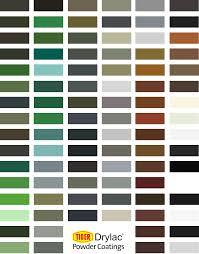 Tiger Drylac Ral Colors Pdf Document