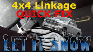 Dodge 3500 Service 4wd Light Dodge Ram 4wd Lever Not Working Quick Fix